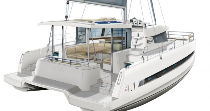 Location bateau Bali Catamarans Bali 4.1 à Capo d'Orlando sur Samboat