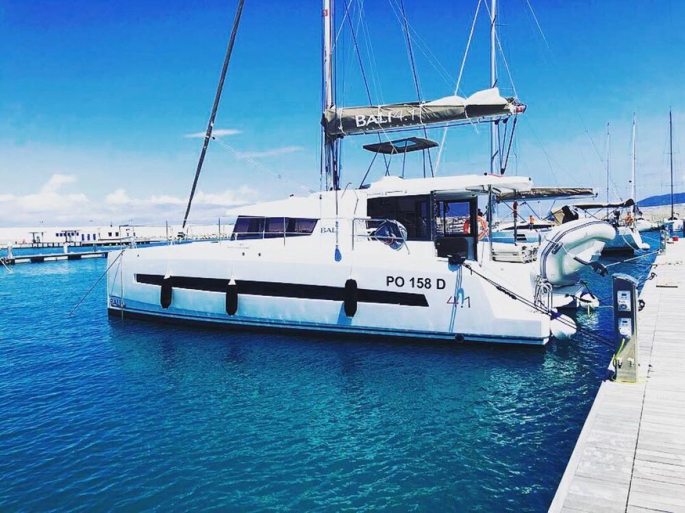 Location bateau Capo d'Orlando pas cher Bali 4.1 Capo d'Orlando ROXY