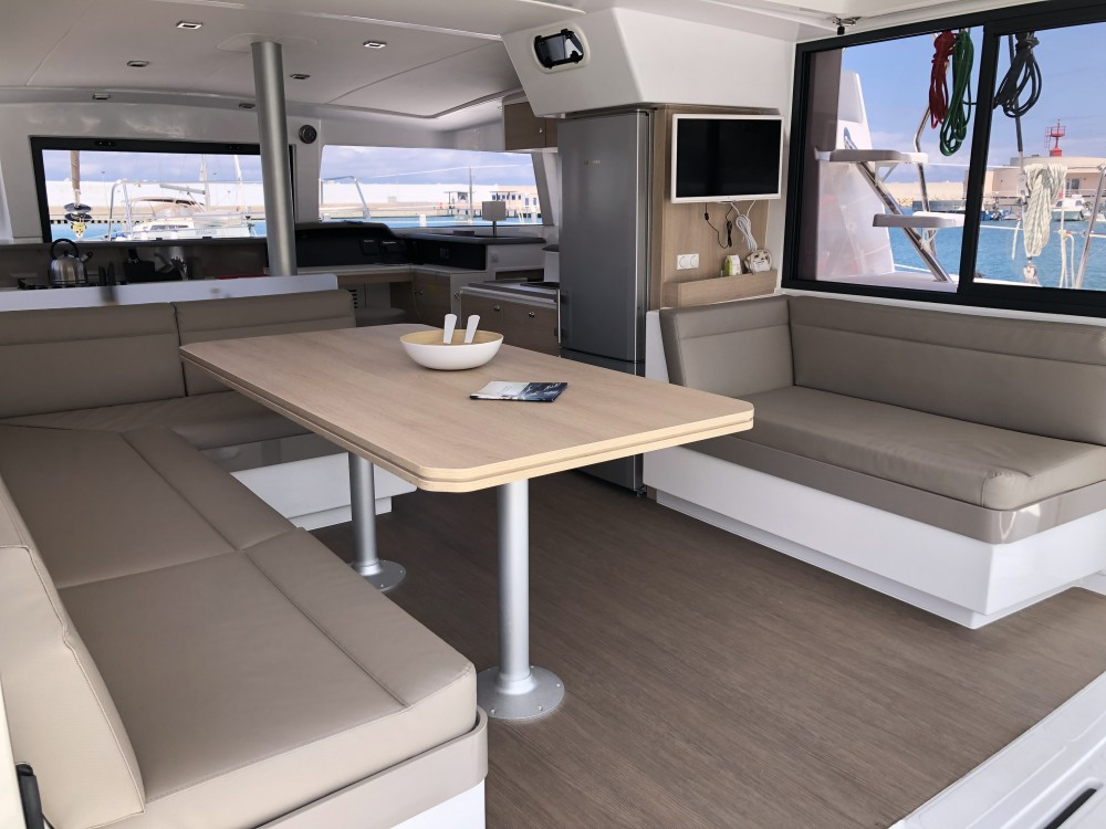 Louer Catamaran avec ou sans skipper Bali à Capo d'Orlando