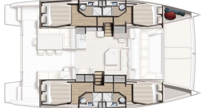 Bali Catamarans Bali 4.5 entre particuliers et professionnel à Capo d'Orlando
