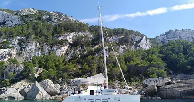 Lagoon Lagoon 380 entre particuliers et professionnel à Sant Antoni de Portmany