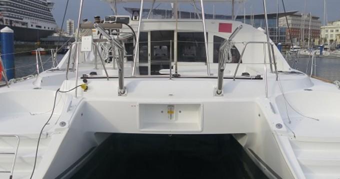Location bateau Sant Antoni de Portmany pas cher Lagoon 380