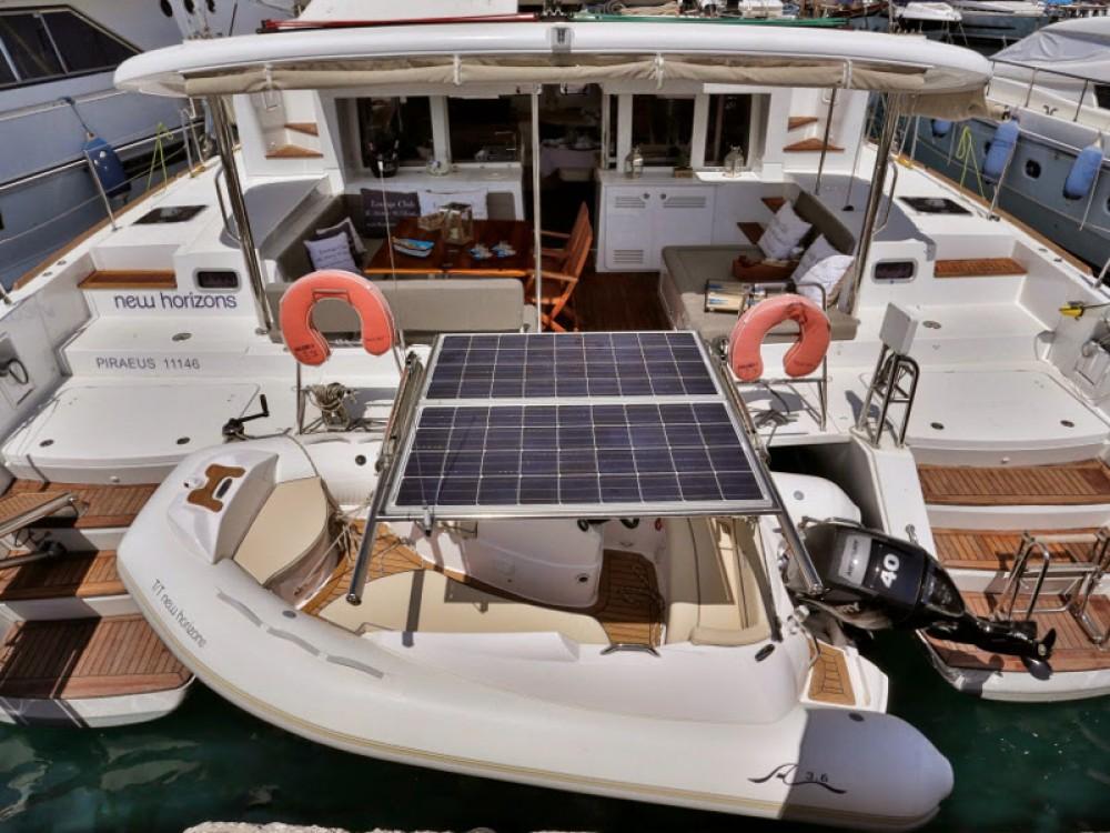 Location Catamaran à  - Lagoon Lagoon 450