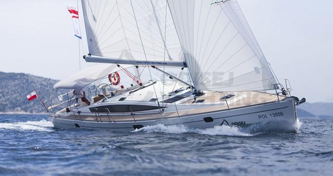 Location bateau Sibenik pas cher Delphia 47
