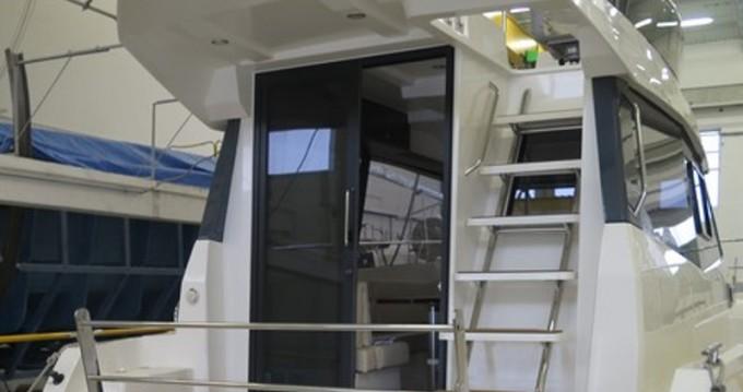 Location Bateau à moteur à Wilkasy - Delphia Platinum 989