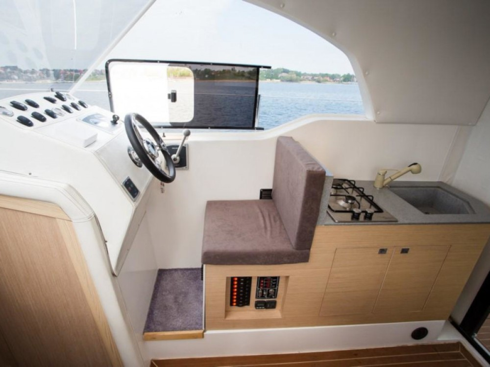 Location yacht à Wilkasy - Represser Represser 30 sur SamBoat