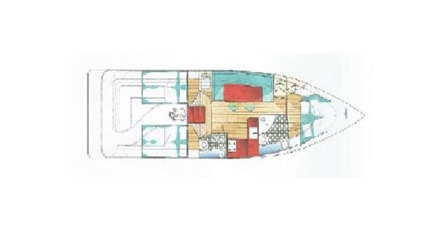 Location bateau Wilkasy pas cher Tes 393 Illuminatus