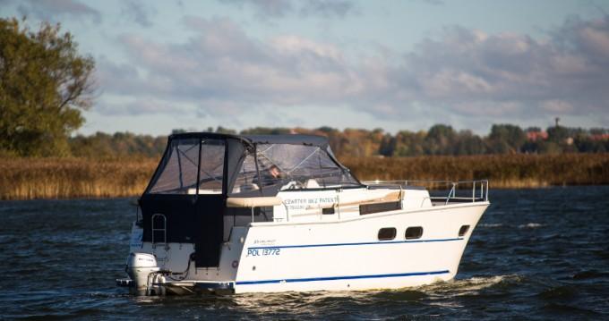 Location bateau Wilkasy pas cher Nautika MC