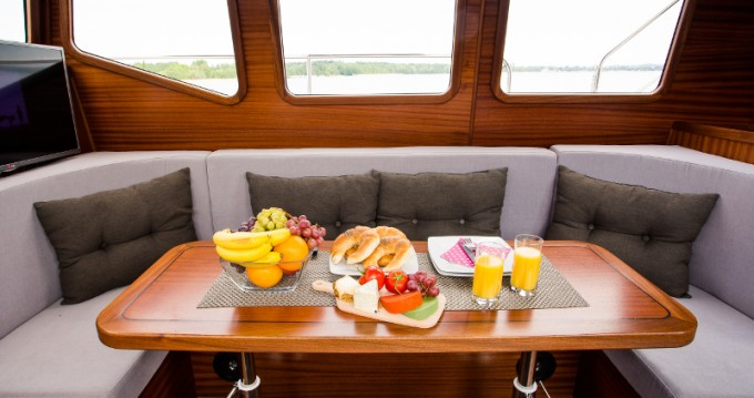 Location bateau Wilkasy pas cher Nautiner 40.2 AFT