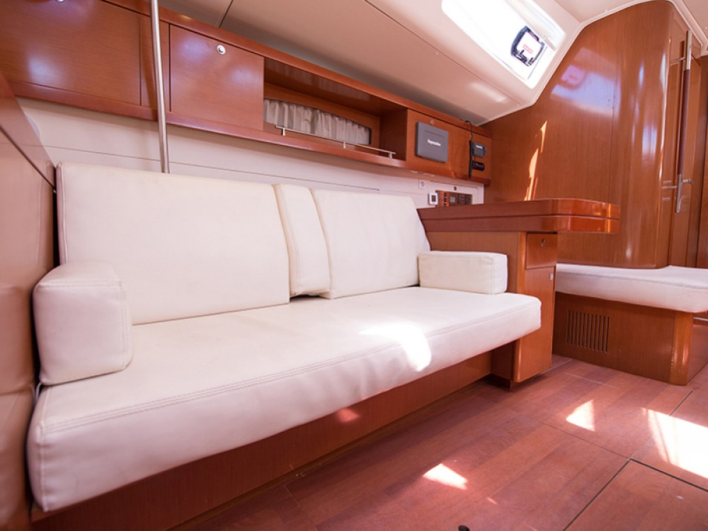 Location yacht à Μύκονος - Bénéteau Oceanis 54 sur SamBoat