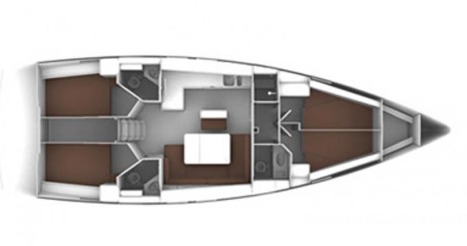 Location Voilier à Athènes - Bavaria Bavaria 42 Cruiser