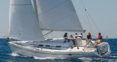Location bateau Betina pas cher Elan 40