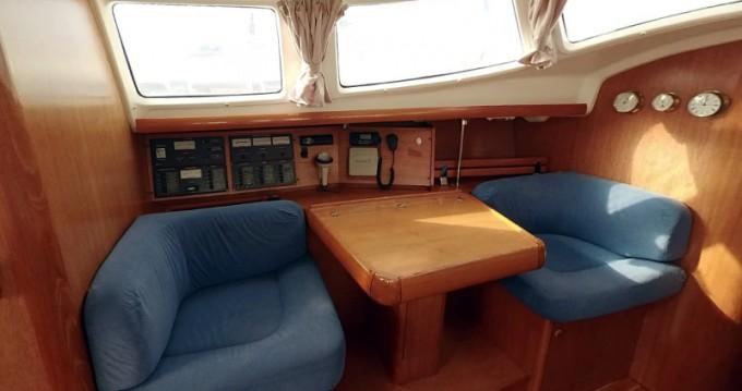 Location bateau Betina pas cher Sun Odyssey 43DS