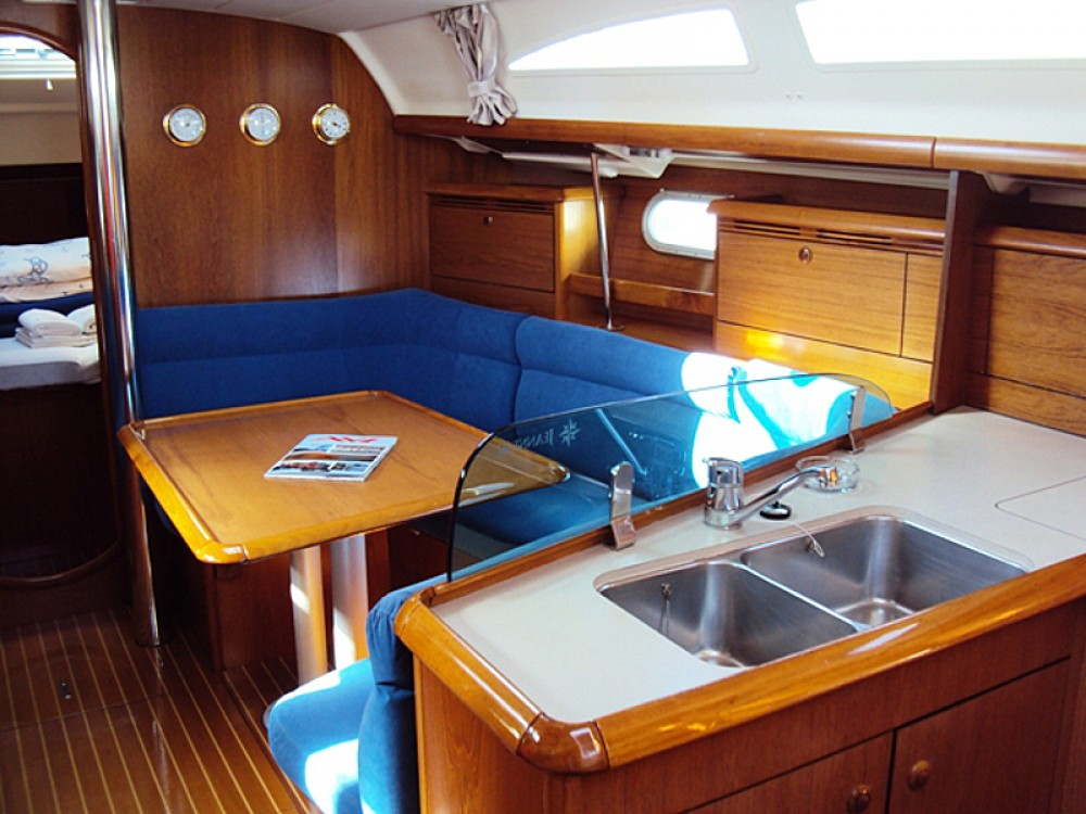 Location yacht à Vodice - Jeanneau Sun Odyssey 37 sur SamBoat