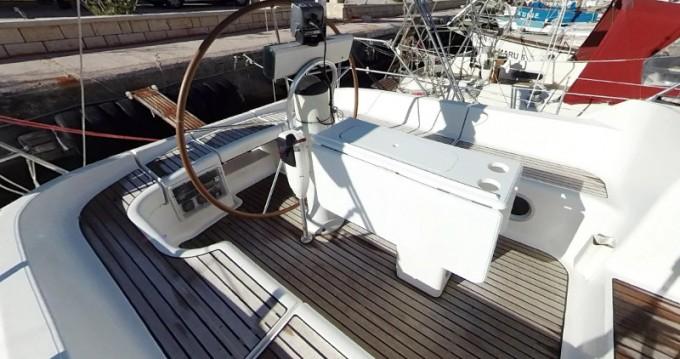 Jeanneau Sun Odyssey 42.2 entre particuliers et professionnel à Betina