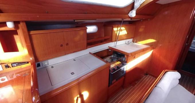 Location yacht à Betina - Jeanneau Sun Odyssey 42.2 sur SamBoat