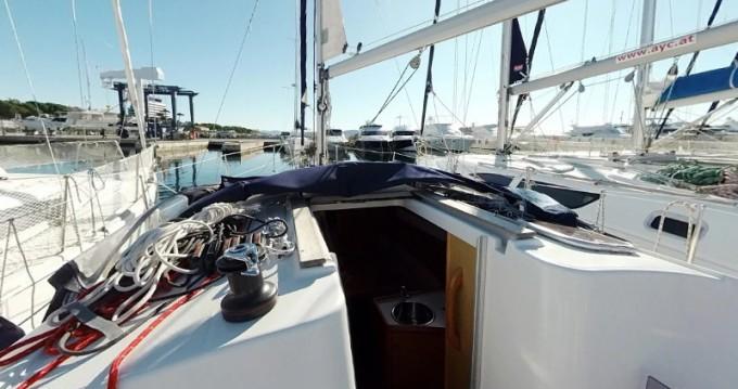 Location bateau Betina pas cher Sun Odyssey 30i