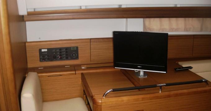 Jeanneau Sun Odyssey 50DS entre particuliers et professionnel à Betina
