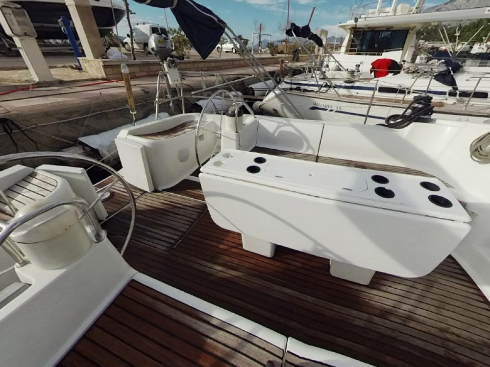 Location bateau Jeanneau Sun Odyssey 45.2 à Vodice sur Samboat