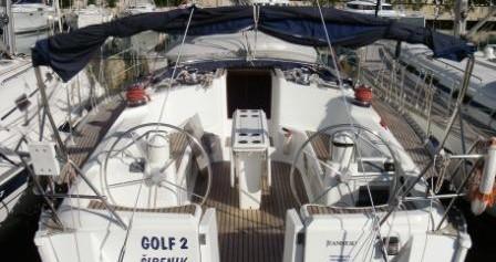 Location bateau Betina pas cher Sun Odyssey 45.2