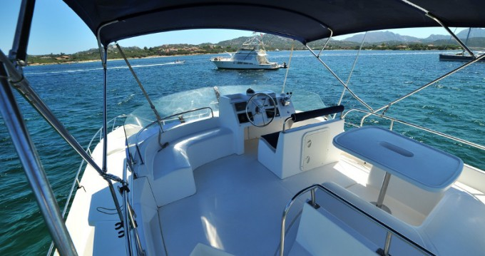 Location yacht à Marina di Portisco - Fountaine Pajot Maryland 37 sur SamBoat