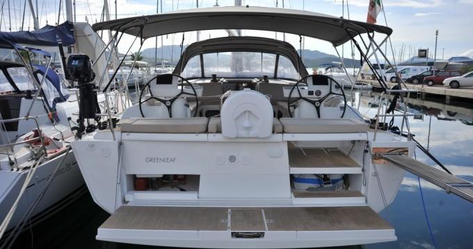 Location yacht à Marina di Portisco - Dufour Dufour 520 Grand Large sur SamBoat