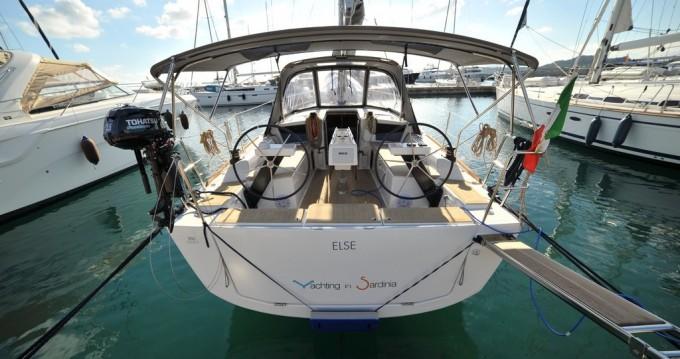 Location bateau Dufour Dufour 360 Grand Large à Marina di Portisco sur Samboat