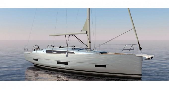 Dufour Dufour 390 Grand Large entre particuliers et professionnel à Marina di Portisco