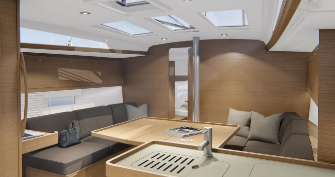 Location bateau Marina di Portisco pas cher Dufour 390 Grand Large