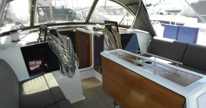 Location yacht à Marina di Portisco - Dufour Dufour 460 Grand Large 5Cab sur SamBoat