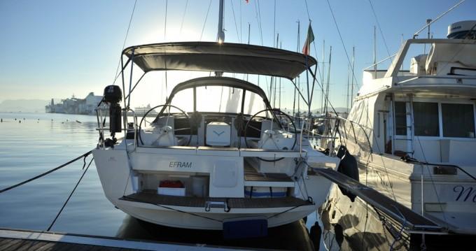 Location bateau Marina di Portisco pas cher Dufour 412 Efram