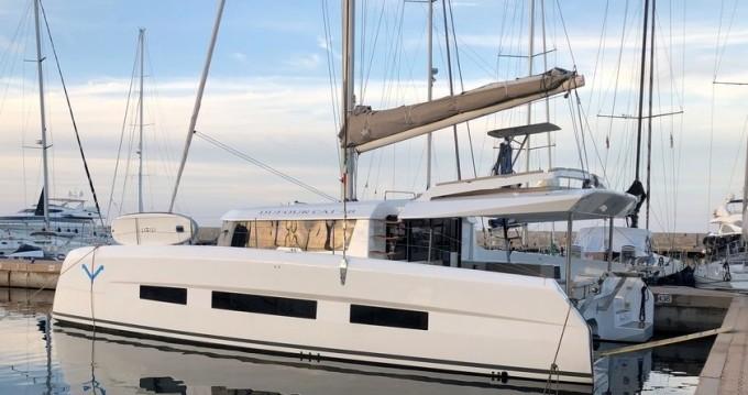 Location Catamaran à Porto Rotondo - Dufour Dufour Catamarans 48