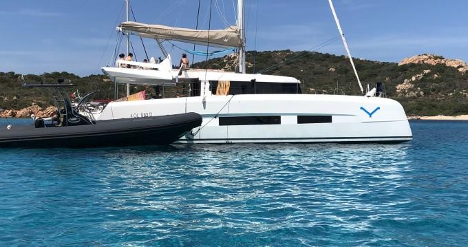 Dufour Dufour Catamarans 48 entre particuliers et professionnel à Porto Rotondo