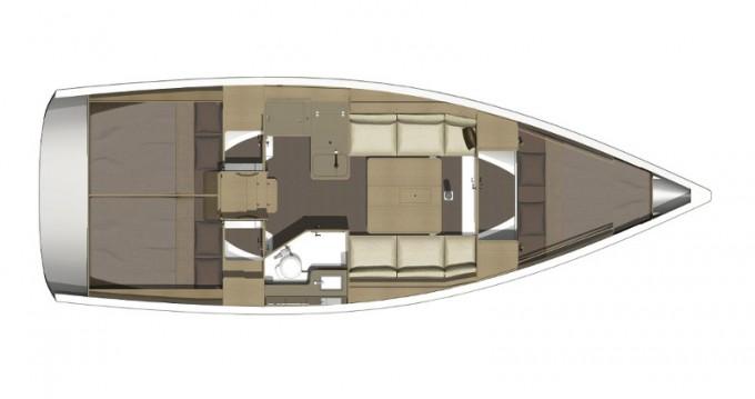 Louez un Dufour Dufour 360 Grand Large à Marina di Portisco
