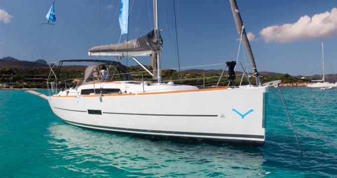 Location yacht à Marina di Portisco - Dufour Dufour 350 Grand Large sur SamBoat