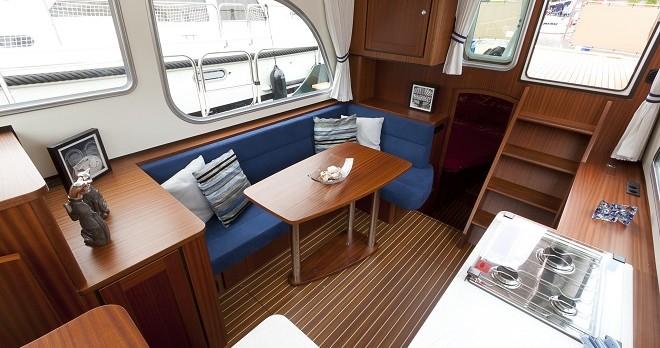 Location yacht à Capestang - Linssen Linssen Classic Sturdy 32 AC sur SamBoat