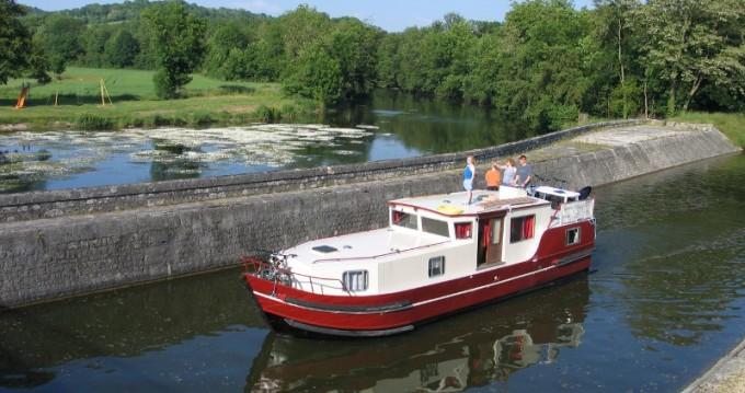 Location bateau Vermenton pas cher Burgundy 1200