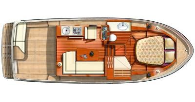 Location bateau Linssen Linssen Grand Sturdy 29.9 Sedan à  sur Samboat