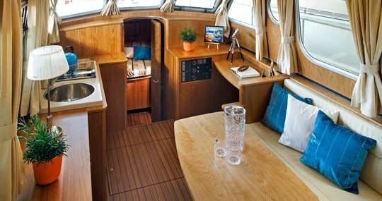 Location yacht à Vermenton - Linssen Linssen 34.9AC sur SamBoat