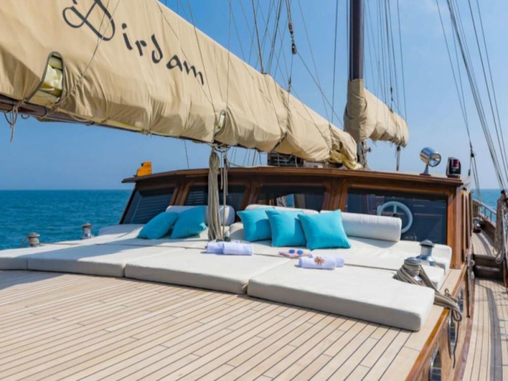Location bateau Palma pas cher Gulet- Dirdam