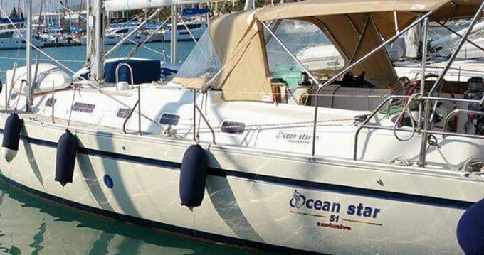 Location Voilier à Port de Lefkada - Ocean Ocean Star 51.1