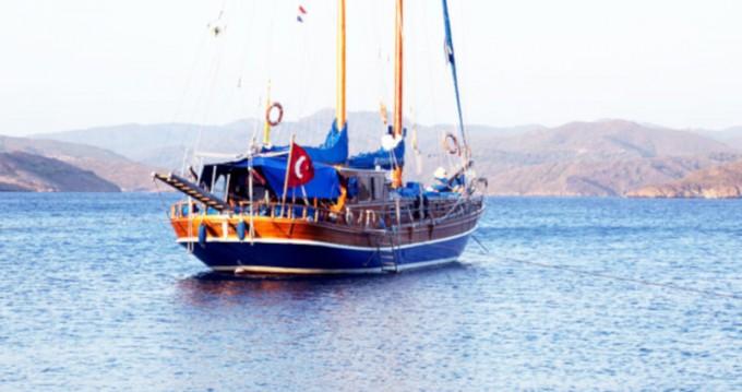 Location Voilier à Bodrum -  Gulet Kaptan Yarkin