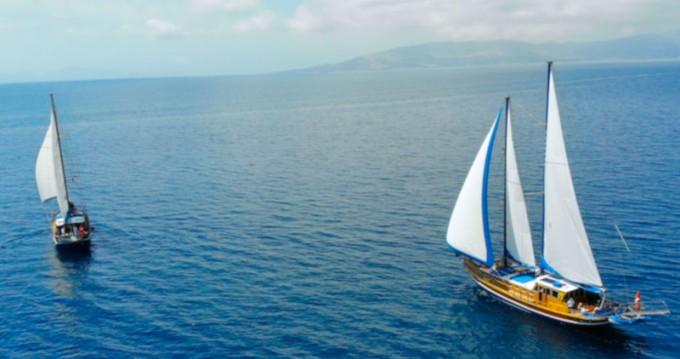 Location yacht à Bodrum -  Gulet Kavanca sur SamBoat