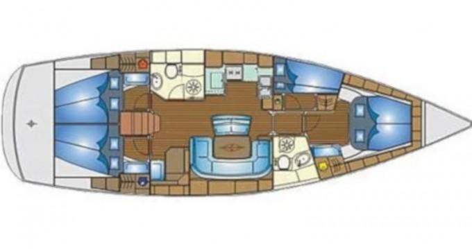 Location bateau Lefkada (Île) pas cher Bavaria 46 Cruiser