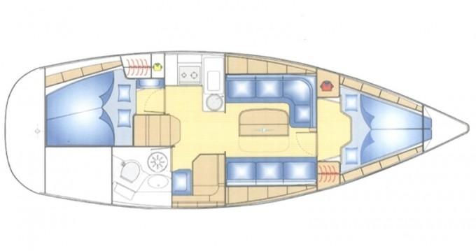 Location bateau Bavaria Bavaria 33 Cruiser à Lefkada (Île) sur Samboat