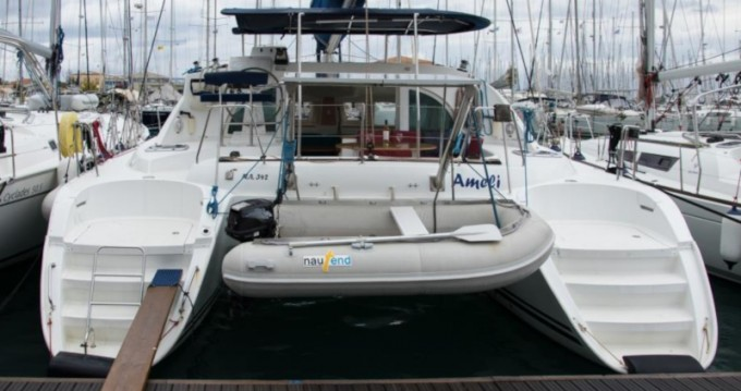 Location yacht à Lefkada (Île) - Lagoon Lagoon 380 S2 sur SamBoat