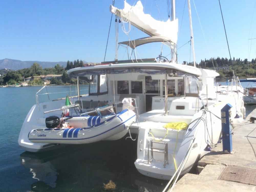 Location Catamaran à Torre del Greco - Lagoon Lagoon 450