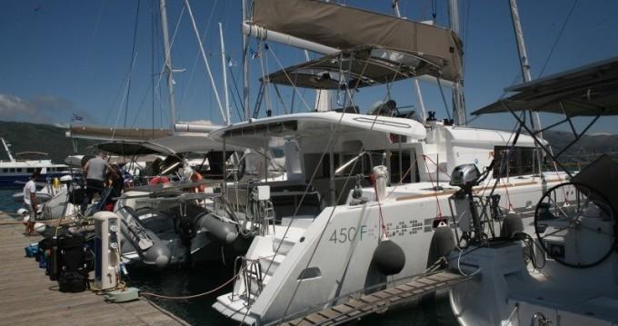 Location yacht à Lefkada (Île) - Lagoon Lagoon 450 F sur SamBoat