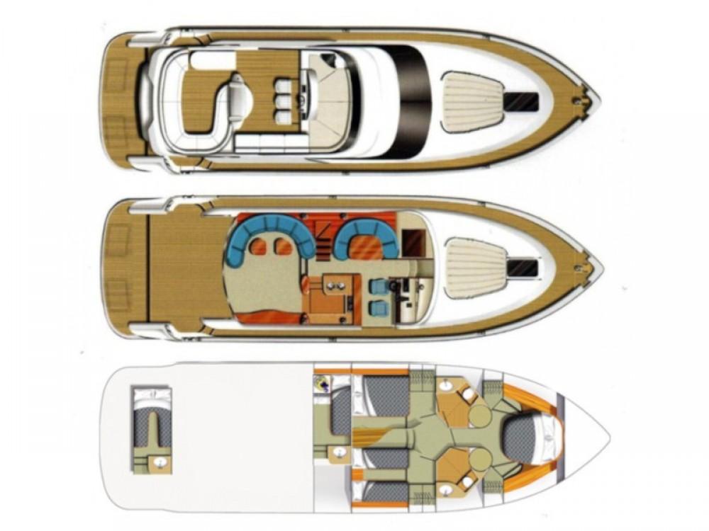 Location bateau Espagne pas cher Sunquest 57