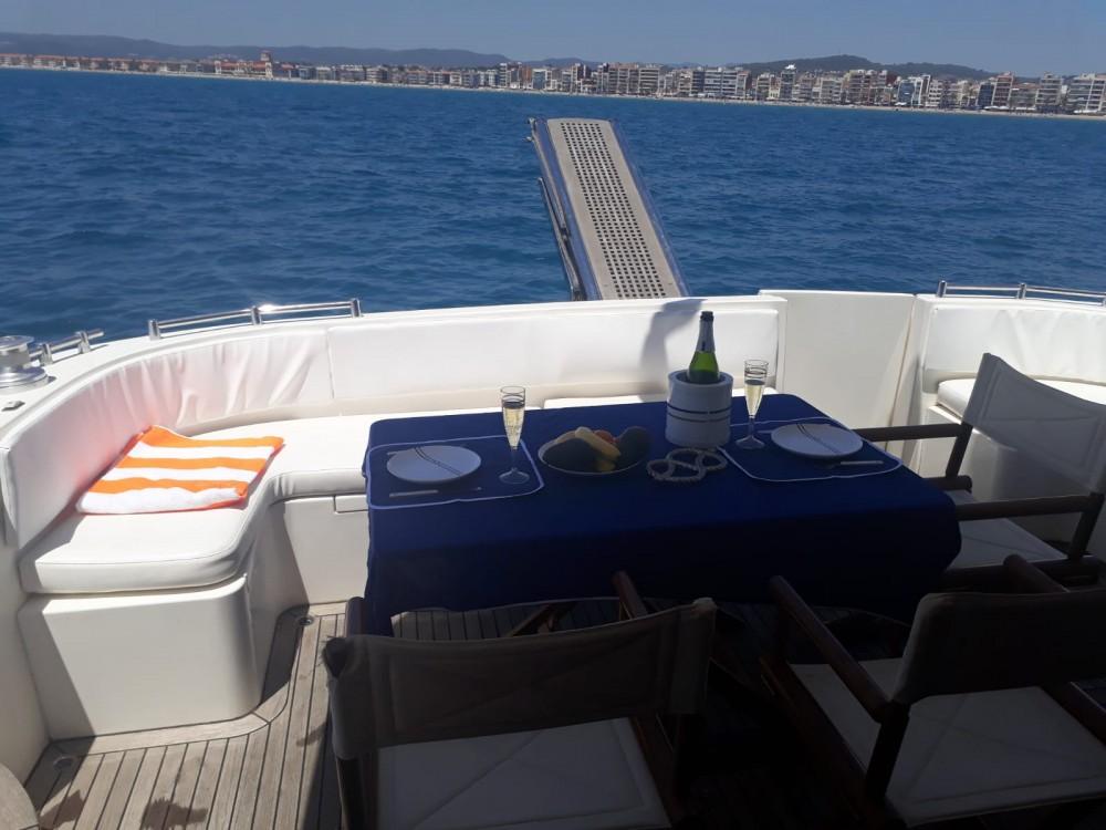 Sunquest 57 entre particuliers et professionnel à Espagne